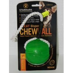 Chew Ball mit Seil